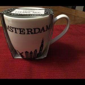 Amsterdam Coffee Cup NWT